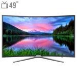 تلویزیون هوشمند خمیده سامسونگ 49 اینچ مدل 49N6950