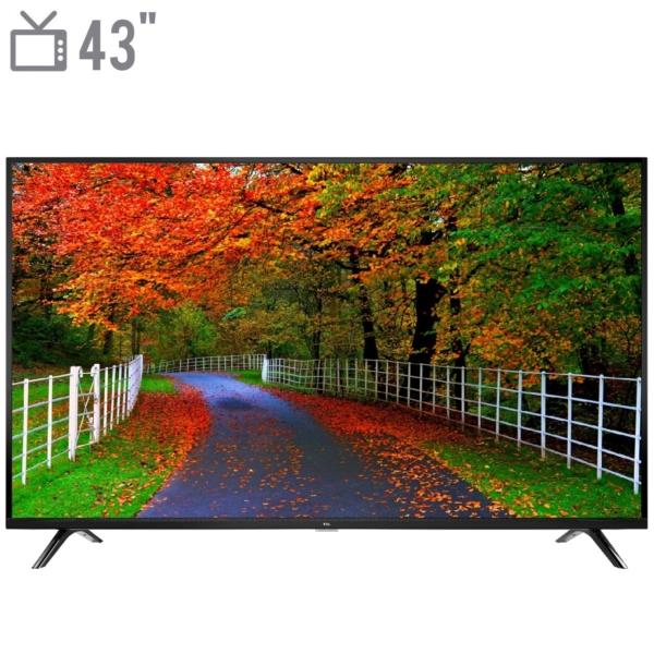 تلویزیون LED هوشمند تی سی ال 43 اینچ مدل 43D3000