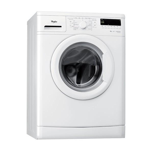 ماشین لباسشویی 8 کیلویی ویرپول مدل WWDC 8200