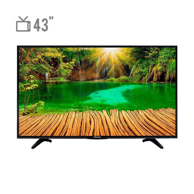 تلویزیون ال ای دی هوشمند 43 اینچ هایسنس مدل 43N2179PW