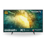 تلویزیون هوشمند 4K سونی 55 اینچ مدل 7500H