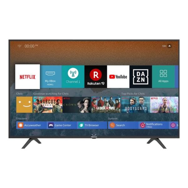 تلویزیون هوشمند 4K هایسنس مدل 55B7100UW سایز 55 اینچ