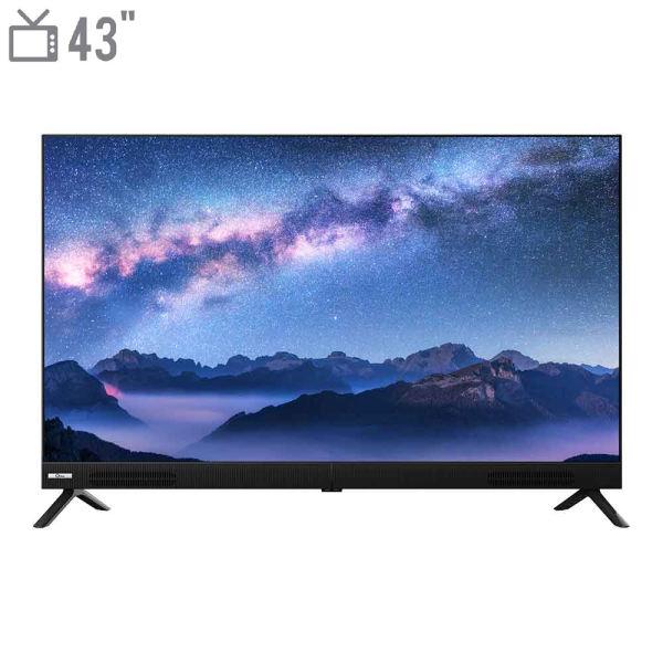 تلویزیون هوشمند جی پلاس مدل GTV-43KH612N سایز 43 اینچ