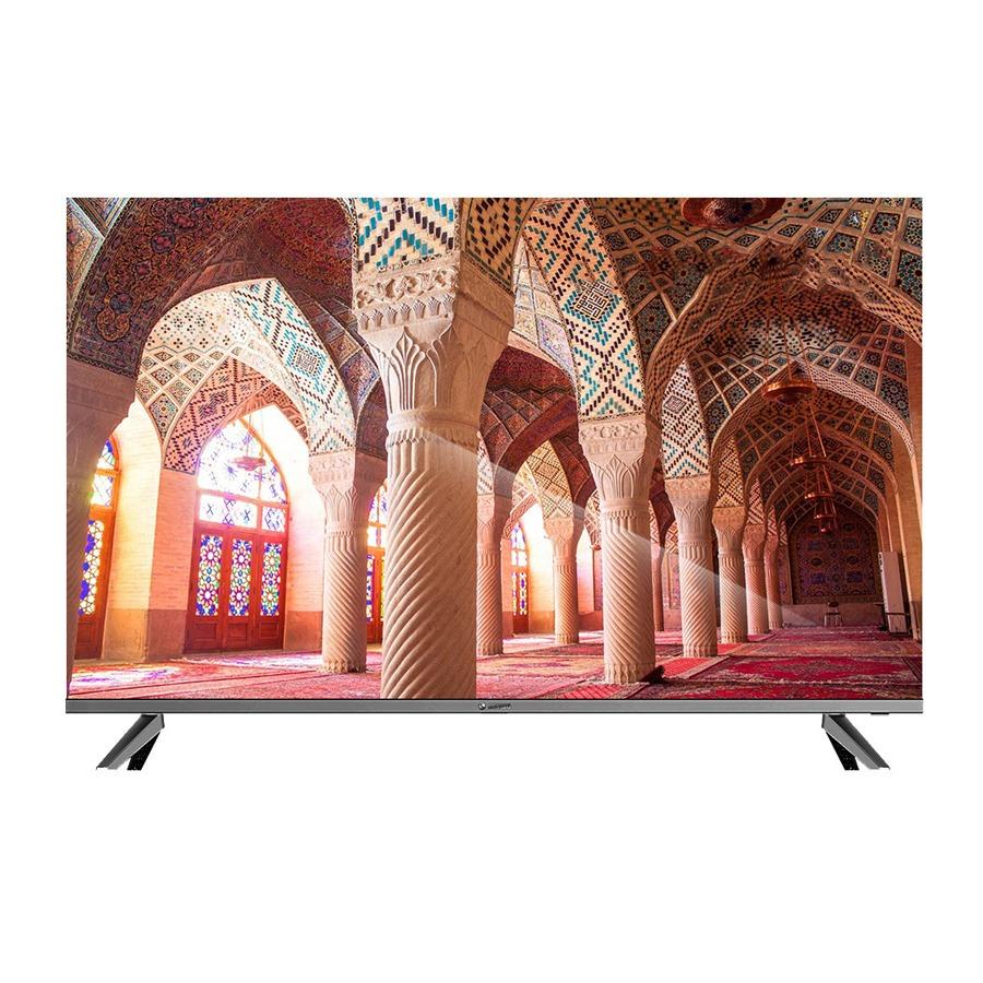 تلویزیون هوشمند 4K اسنوا مدل SSD-50SA1580U نوک مدادی سایز 50 اینچ