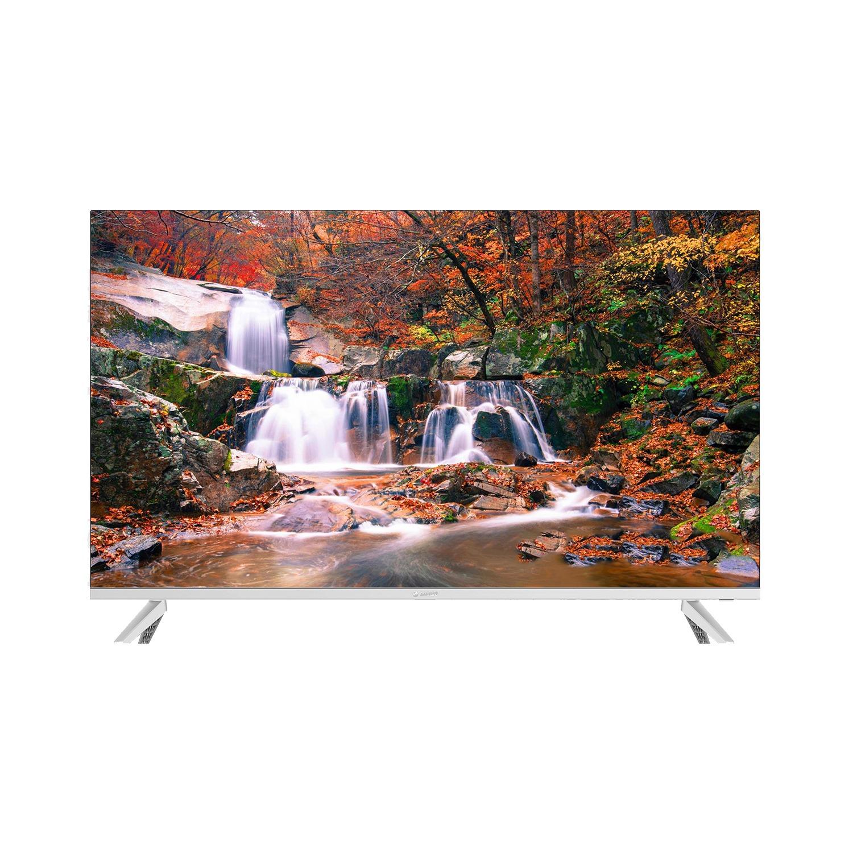 تلویزیون 4k اسنوا مدل SLD-50SA1270U نقره ای سایز 50 اینچ