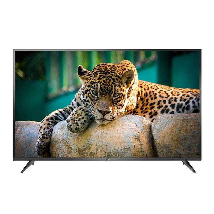 تلویزیون 4K هوشمند تی سی ال مدل 50P65USL سایز 50 اینچ