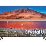 تلویزیون 4K هوشمند سامسونگ مدل 65TU7100 سایز 65 اینچ