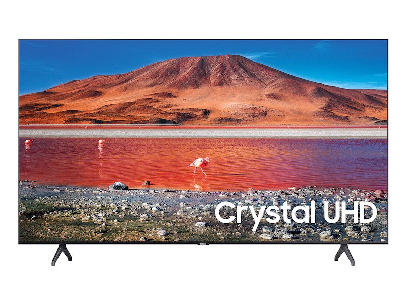 تلویزیون 4K هوشمند سامسونگ 55 اینچ مدل 55TU7172