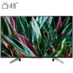 تلویزیون هوشمند سونی مدل KDL-49W800G سایز 49 اینچ