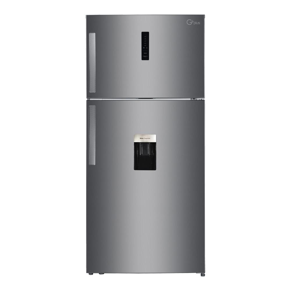 یخچال و فریزر جی پلاس مدل GRF-K515S استیل