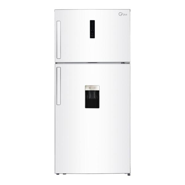 یخچال و فریزر جی پلاس مدل GRF-K515W سفید