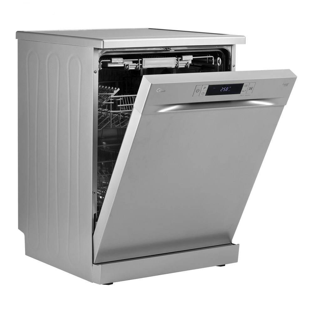 ماشین ظرفشویی 14 نفره جی پلاس مدل GDW-K462S استیل