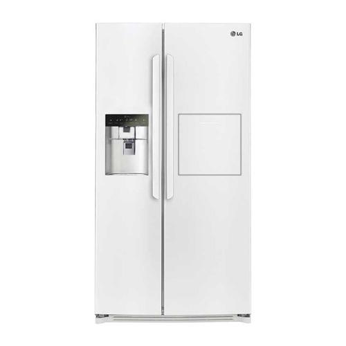 یخچال فریزر ساید بای ساید ال جی مدل SXP450WB