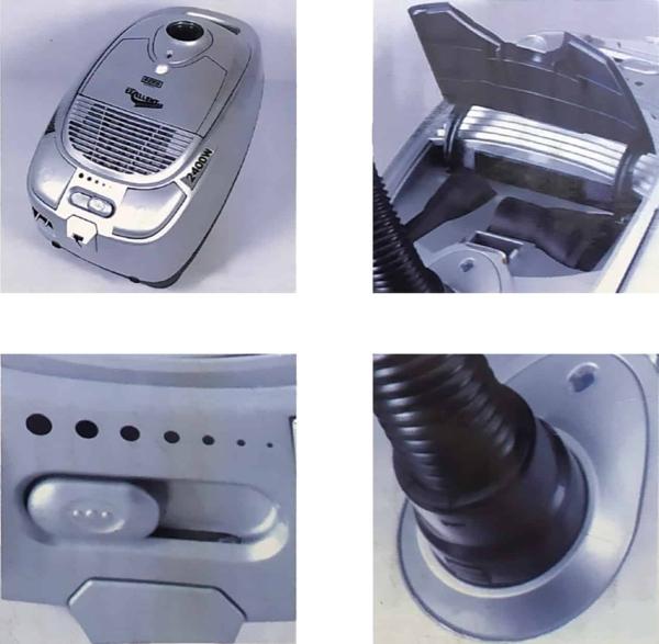 جاروبرقی بیم مدل VC-D5001S
