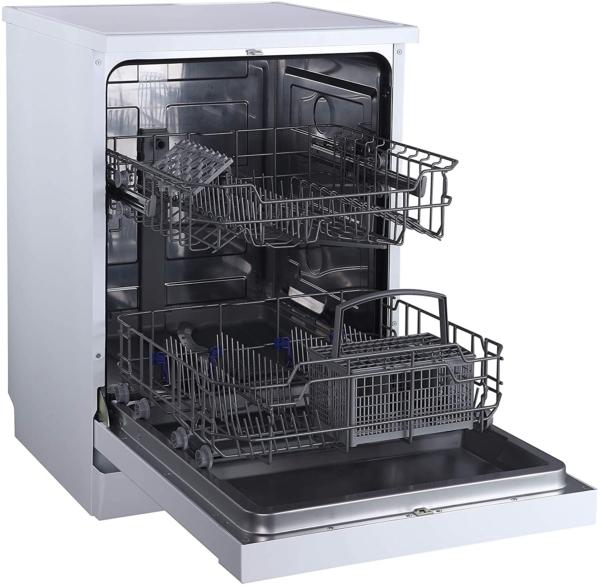 ماشین ظرفشویی 12 نفره شارپ مدل QW-MB612-SS استیل