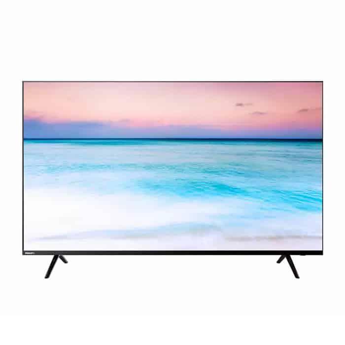 تلویزیون 4K هوشمند فیلیپس مدل 55PUT6004 سایز 55 اینچ