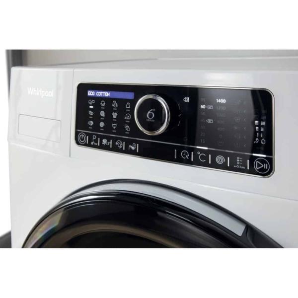 ماشین لباسشویی 12 کیلویی ویرپول FSCR-12431 سفید