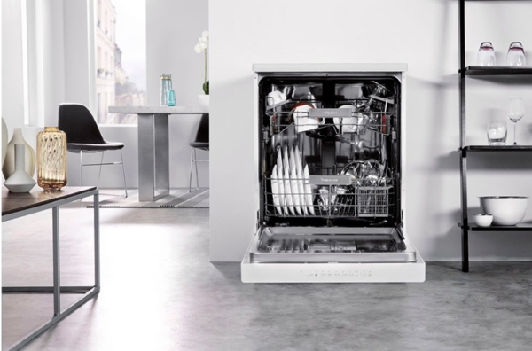 ظرفشویی 14 نفره ویرپول مدل WFO3T321P سفید