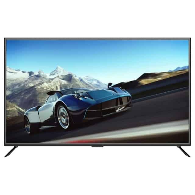 تلویزیون 4K هوشمند آیوا مدل D18 65DS180 سایز 65 اینچ