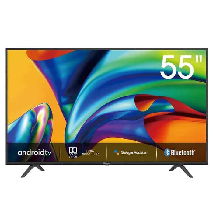تلویزیون 4K هوشمند هایسنس مدل 55A7200F