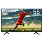 تلویزیون 4K هوشمند هایسنس مدل 55B7206 سایز 55 اینچ