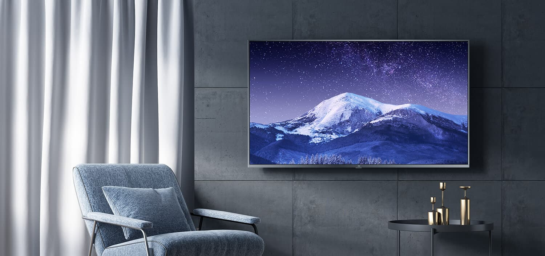 تلویزیون 4K هوشمند یونیوا مدل U-CLASS سایز 65 اینچ