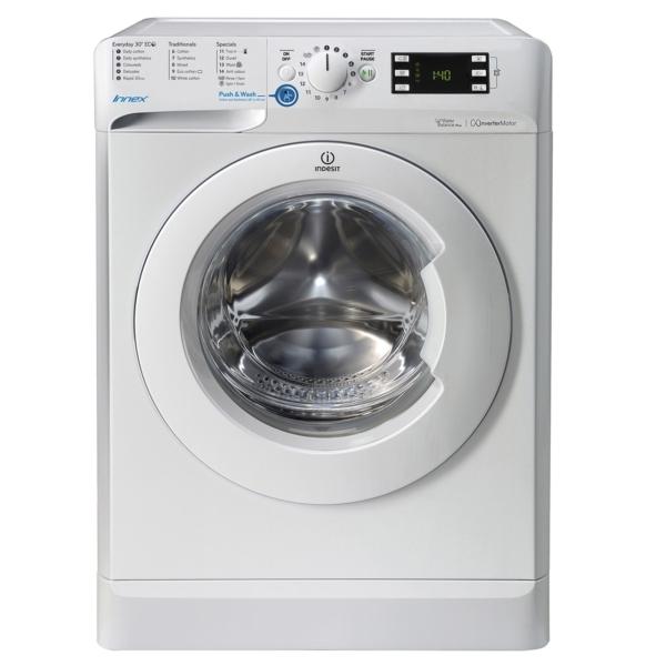 ماشین لباسشویی ایندزیت مدل bwe 91683 X W UK ظرفیت 9 کیلوگرم