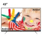 تلویزیون هوشمند ایکس ویژن مدل 43XT745 سایز 43 اینچ