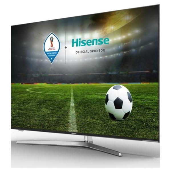 تلویزیون 4K ULED هایسنس مدل 55U7A سایز 55 اینچ
