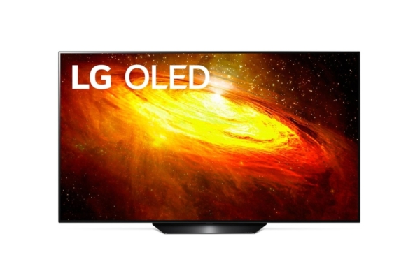 تلویزیون هوشمند 4K OLED ال جی مدل 55BX سایز 55 اینچ