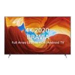 تلویزیون 4K هوشمند سونی مدل KD-55XH9077 سایز 55 اینچ