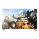 تلویزیون 4K هوشمند هاردستون مدل 55SI628 سایز 55 اینچ