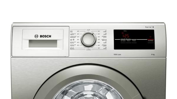 ماشین لباسشویی 8 کیلویی بوش مدل WAJ2018SGC