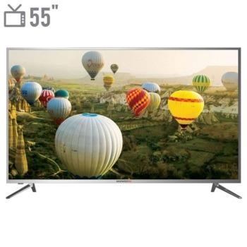 تلویزیون هوشمند دوو مدل DLE-55H5100-DPB سایز 55 اینچ